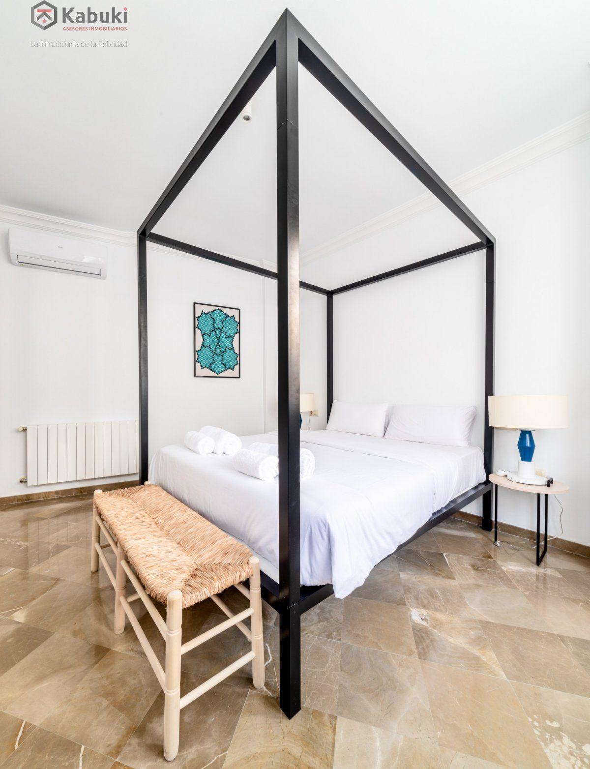 Magnífico inmueble de dos dormitorios en gran via. de estilo moderno, sentirás todo el con - imagenInmueble30