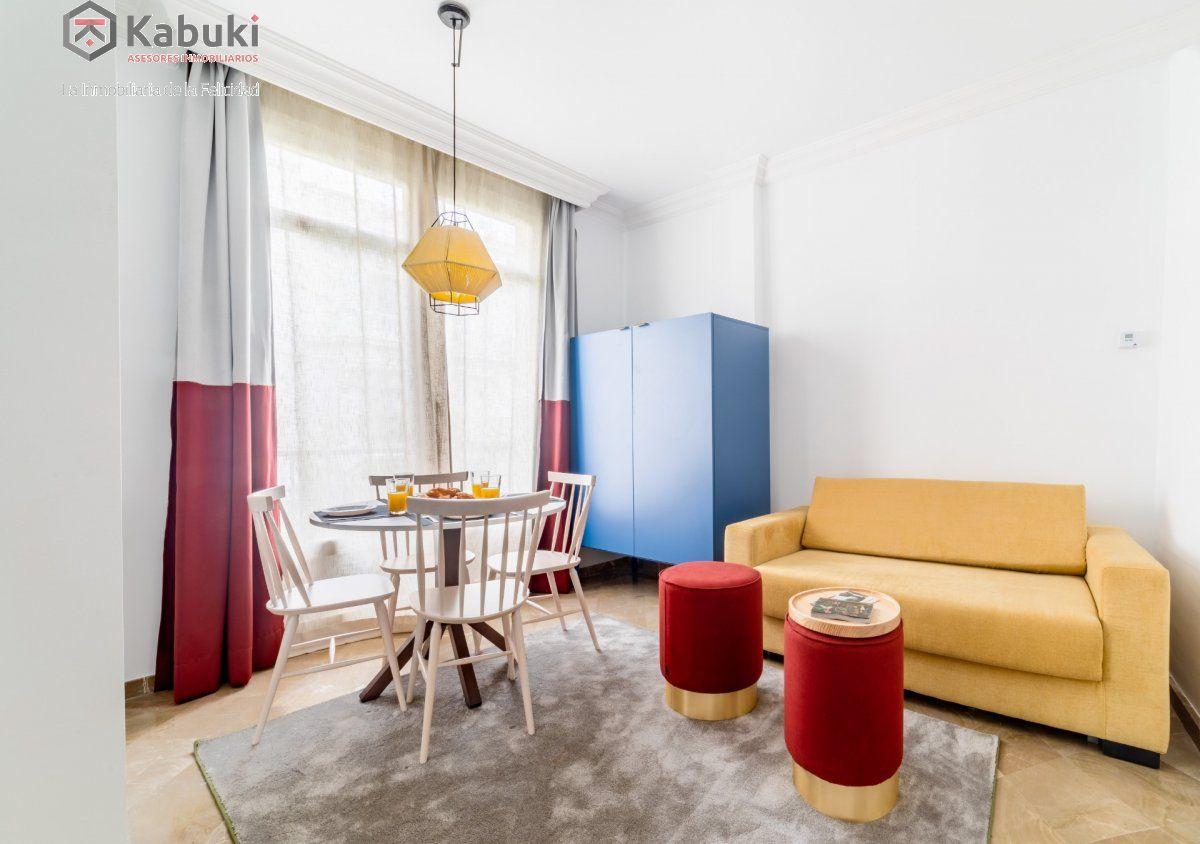 Magnífico inmueble de dos dormitorios en gran via. de estilo moderno, sentirás todo el con - imagenInmueble3