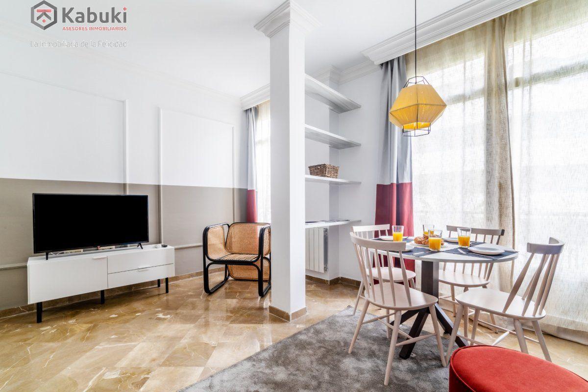 Magnífico inmueble de dos dormitorios en gran via. de estilo moderno, sentirás todo el con - imagenInmueble4