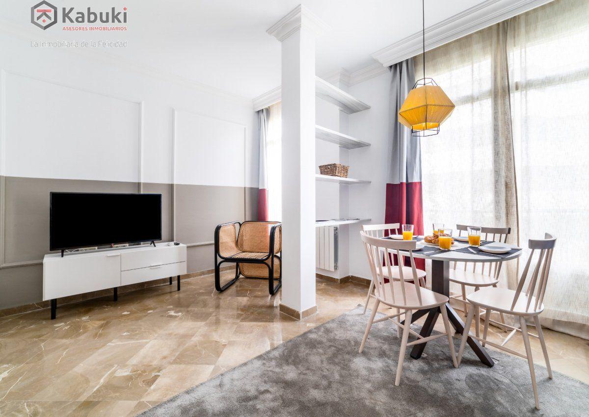 Magnífico inmueble de dos dormitorios en gran via. de estilo moderno, sentirás todo el con - imagenInmueble6