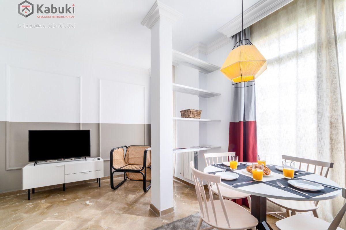 Magnífico inmueble de dos dormitorios en gran via. de estilo moderno, sentirás todo el con - imagenInmueble7