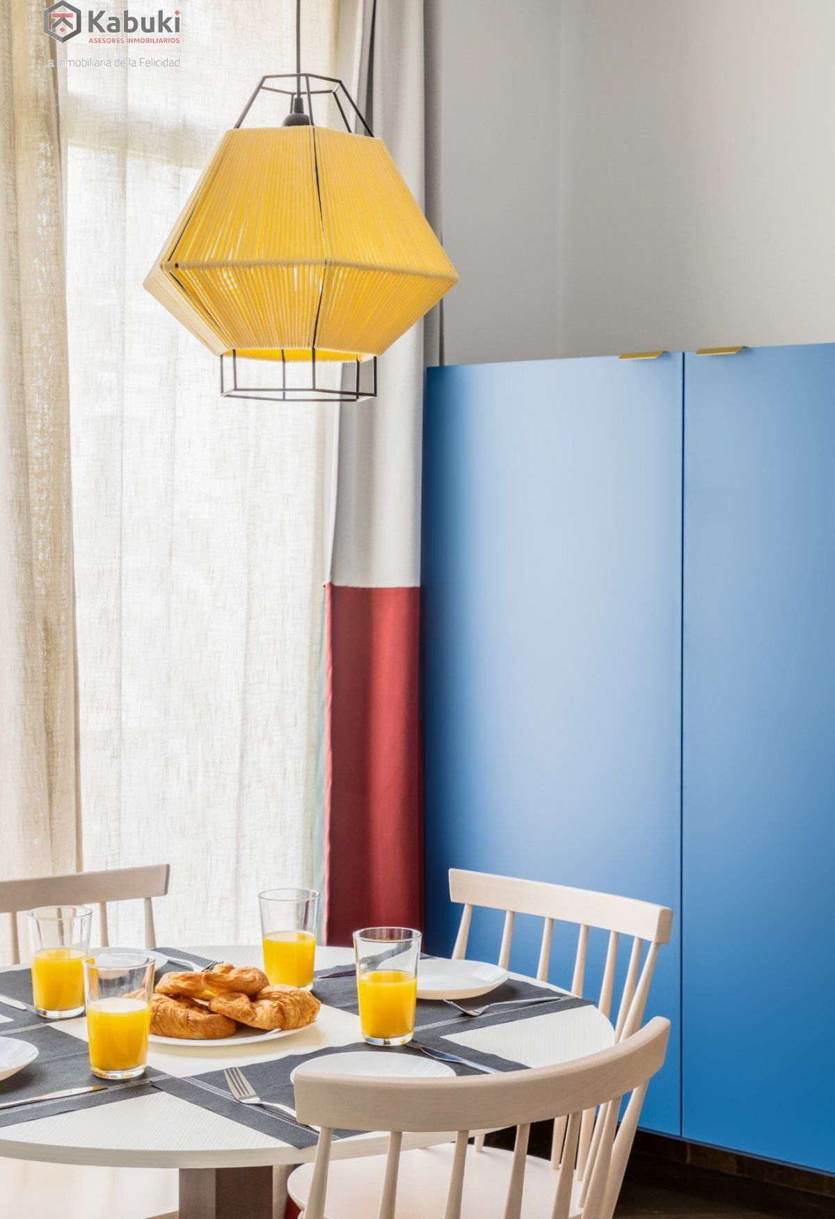 Magnífico inmueble de dos dormitorios en gran via. de estilo moderno, sentirás todo el con - imagenInmueble8