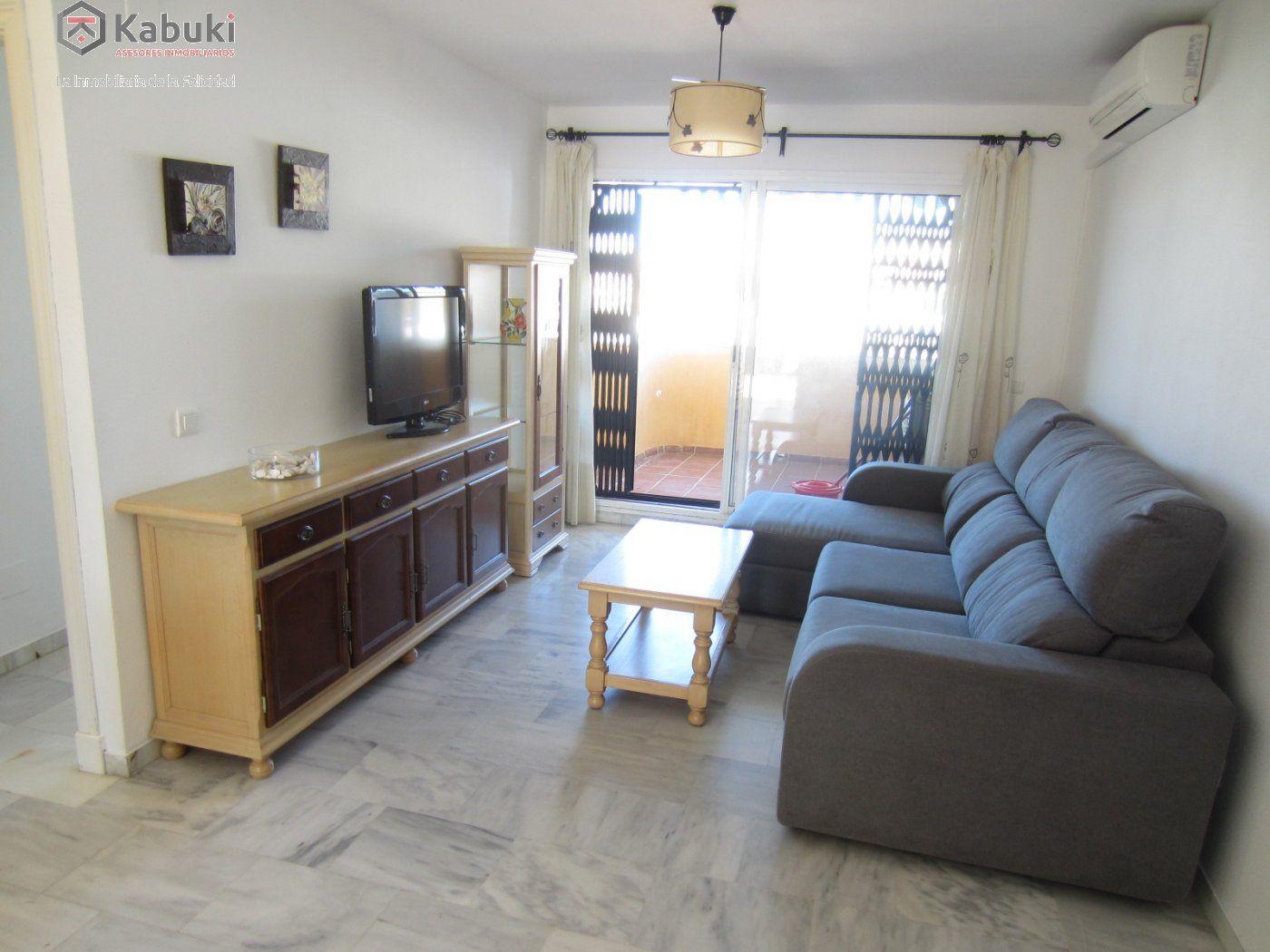 Coqueto apartamento en mijas, a un paso del mar. en urbanización con piscina. - imagenInmueble1