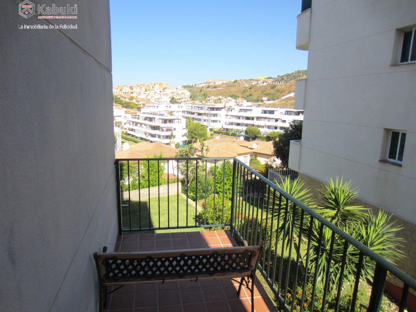 Coqueto apartamento en mijas, a un paso del mar. en urbanización con piscina. - imagenInmueble21