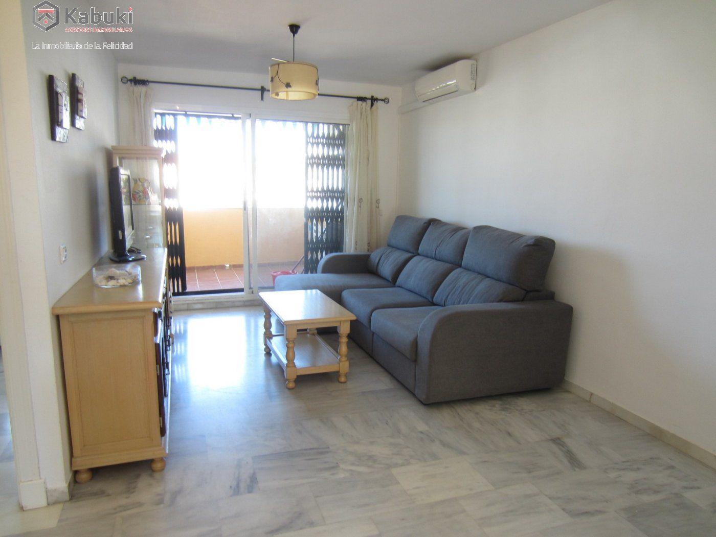 Coqueto apartamento en mijas, a un paso del mar. en urbanización con piscina. - imagenInmueble23