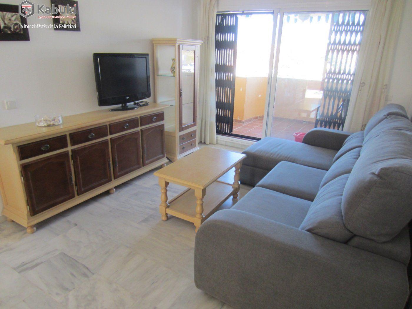 Coqueto apartamento en mijas, a un paso del mar. en urbanización con piscina. - imagenInmueble2