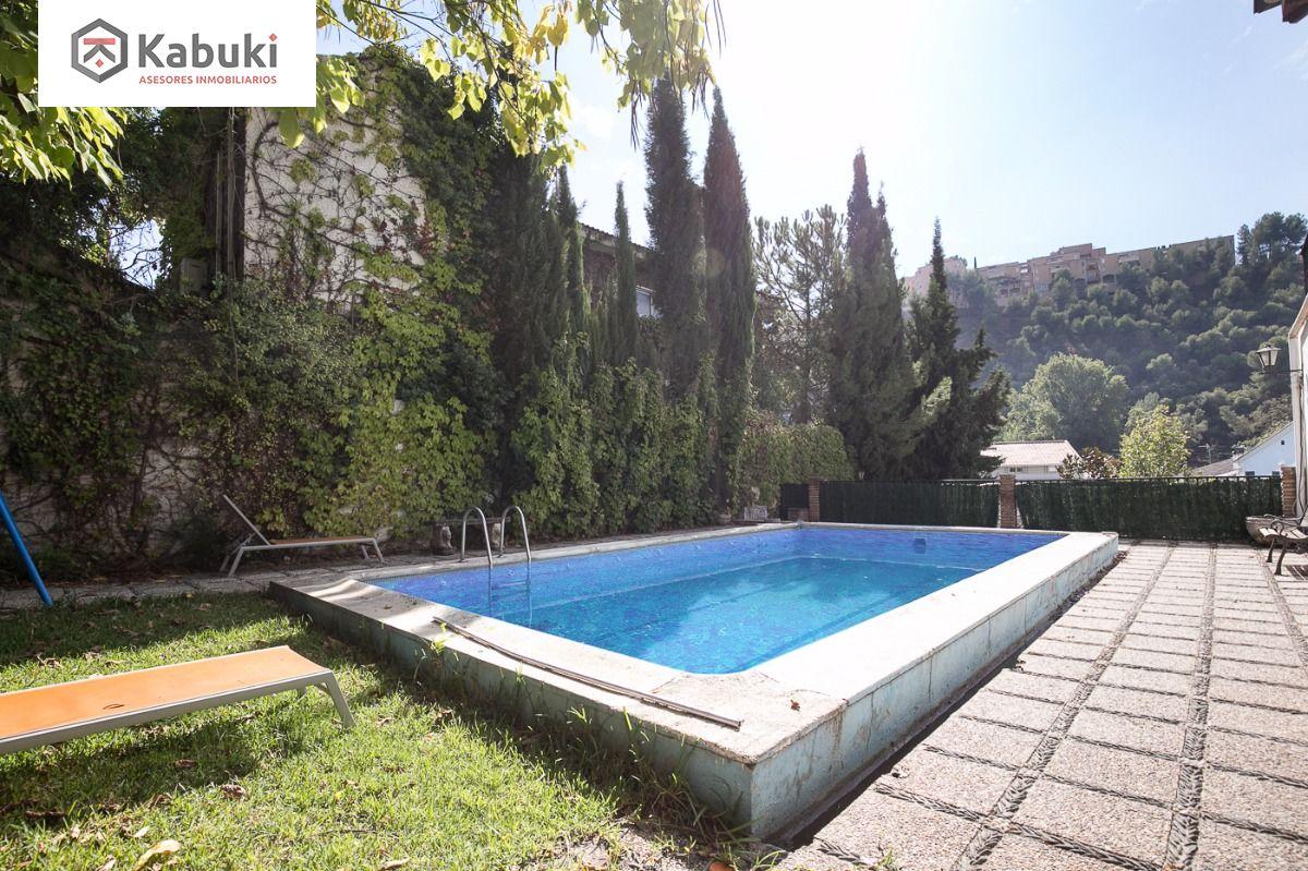 ¿quieres disfrutar con familia y amigos de piscina, pista deportiva e increíbles atardecer - imagenInmueble26