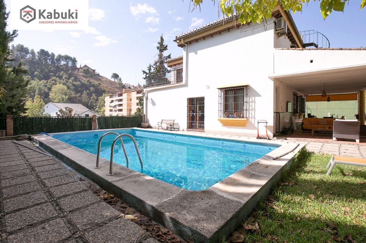 ¿quieres disfrutar con familia y amigos de piscina, pista deportiva e increíbles atardecer - imagenInmueble28