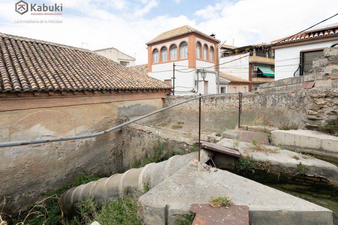 Antiguo molino de agua en barrio de monachil. finca única por sus características, para re - imagenInmueble9