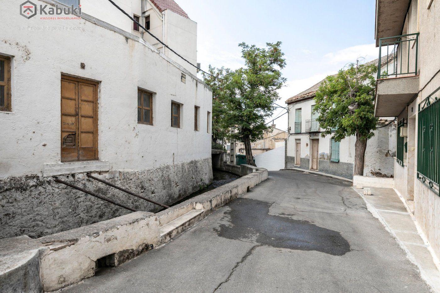 Antiguo molino de agua en barrio de monachil. finca única por sus características, para re - imagenInmueble13