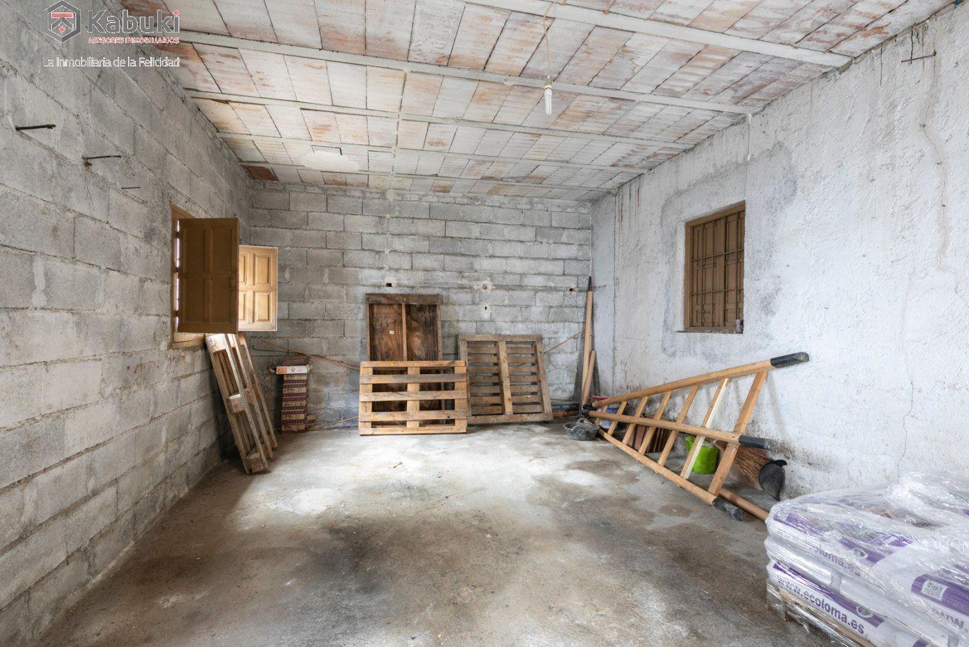 Antiguo molino de agua en barrio de monachil. finca única por sus características, para re - imagenInmueble20