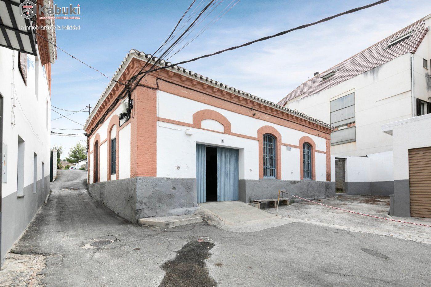 Antiguo molino de agua en barrio de monachil. finca única por sus características, para re - imagenInmueble22