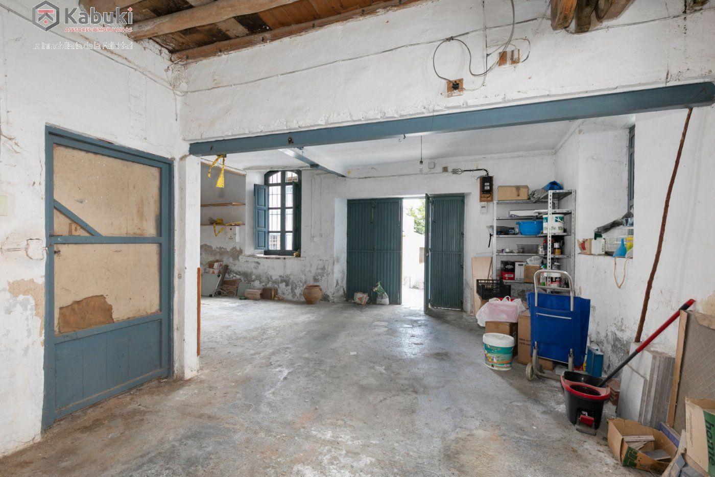 Antiguo molino de agua en barrio de monachil. finca única por sus características, para re - imagenInmueble23