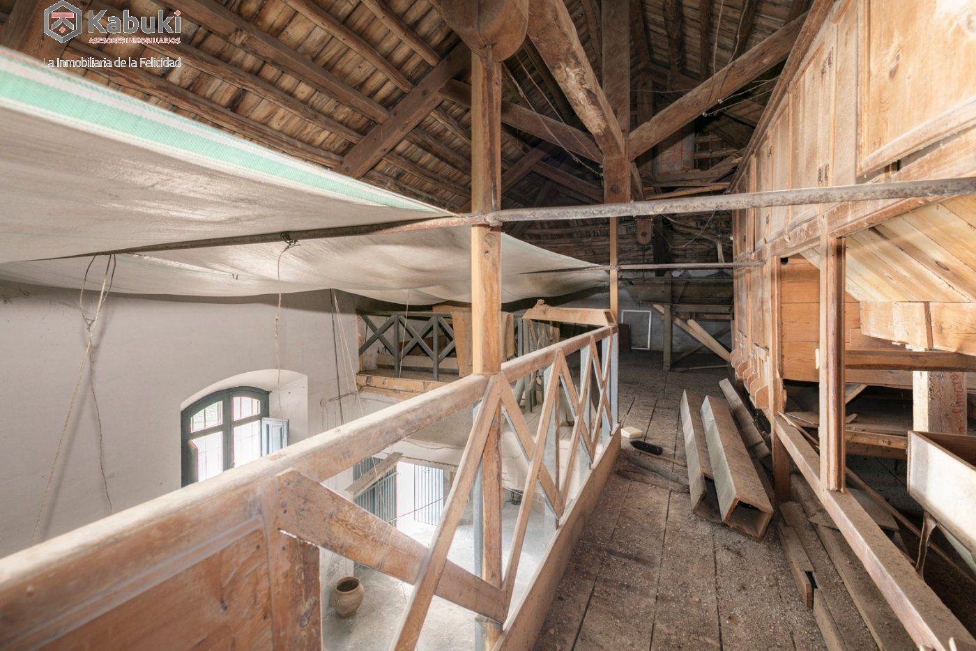 Antiguo molino de agua en barrio de monachil. finca única por sus características, para re - imagenInmueble27