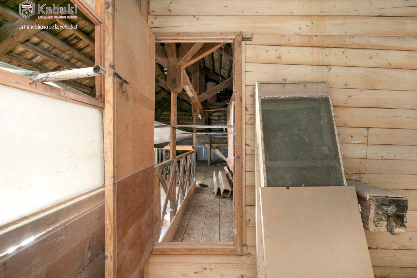 Antiguo molino de agua en barrio de monachil. finca única por sus características, para re - imagenInmueble28