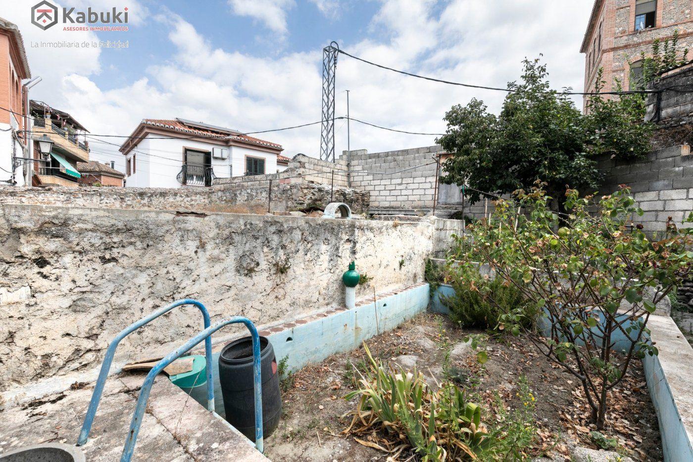 Antiguo molino de agua en barrio de monachil. finca única por sus características, para re - imagenInmueble6