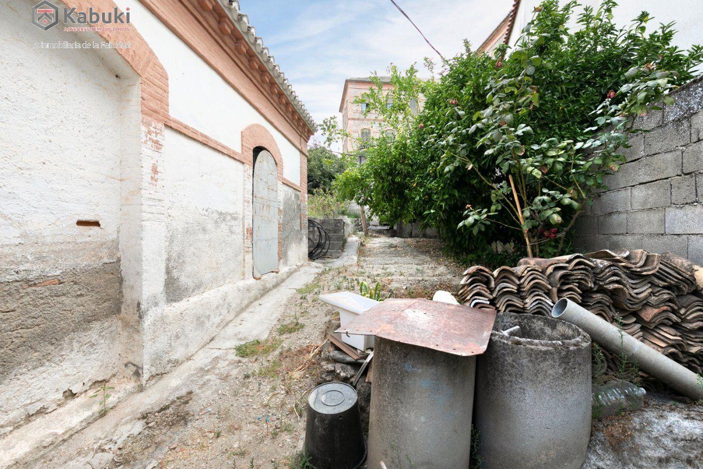 Antiguo molino de agua en barrio de monachil. finca única por sus características, para re - imagenInmueble7