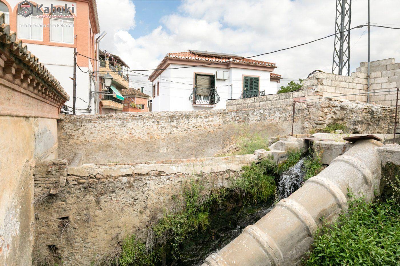 Antiguo molino de agua en barrio de monachil. finca única por sus características, para re - imagenInmueble8