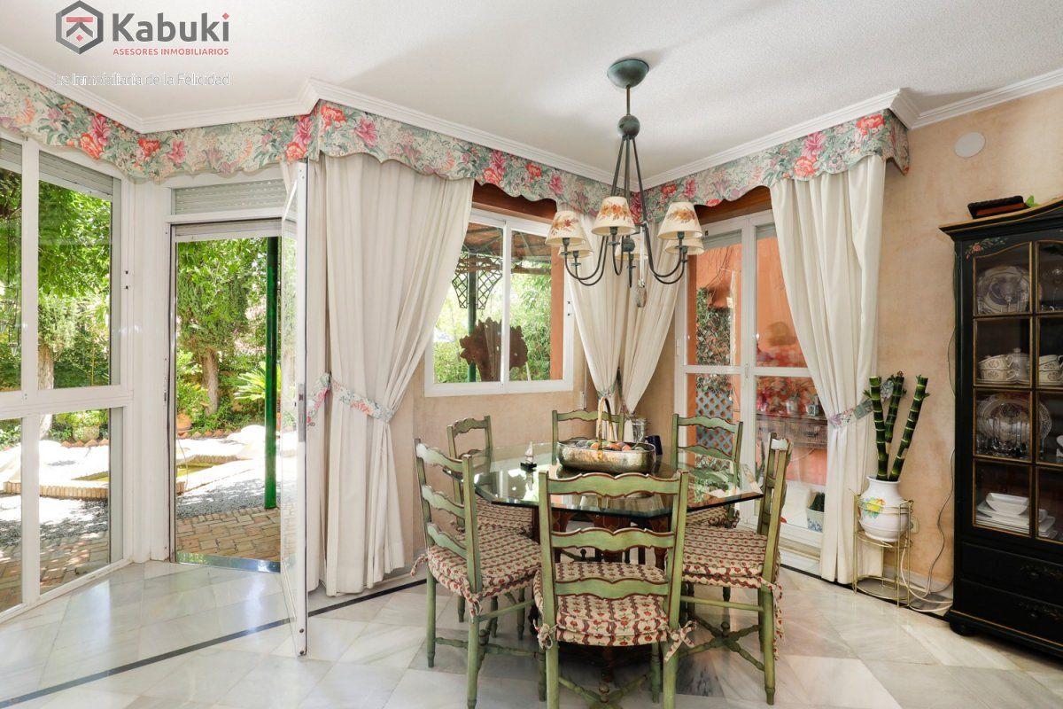 Preciosa casa unifamiliar en el serrallo. ubicada en un enclave privilegiado,con maravillo - imagenInmueble3