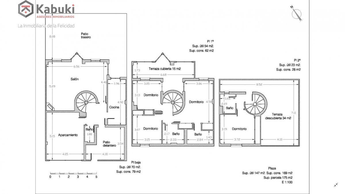 Preciosa casa unifamiliar en el serrallo. ubicada en un enclave privilegiado,con maravillo - imagenInmueble4