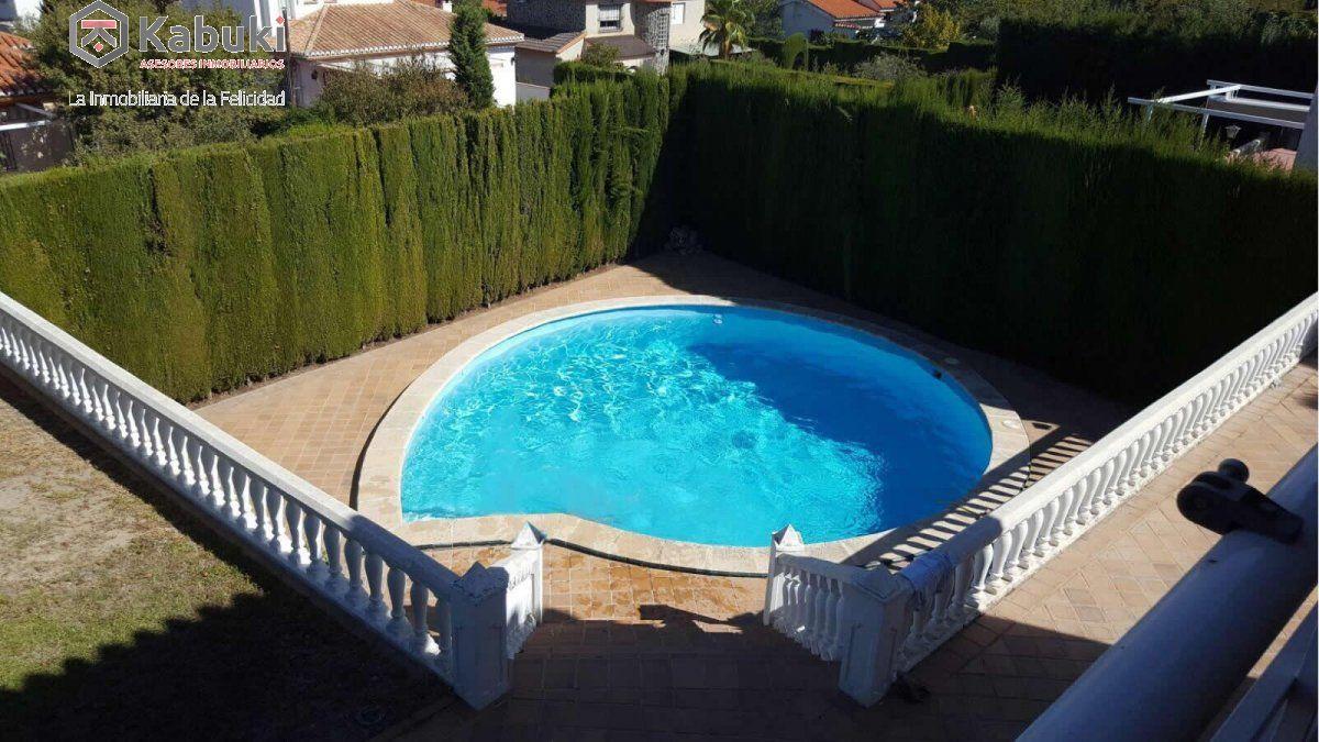 Magnífico chalet en la zubia con excelentes calidades.jardín, piscina e impresionantes vis - imagenInmueble12