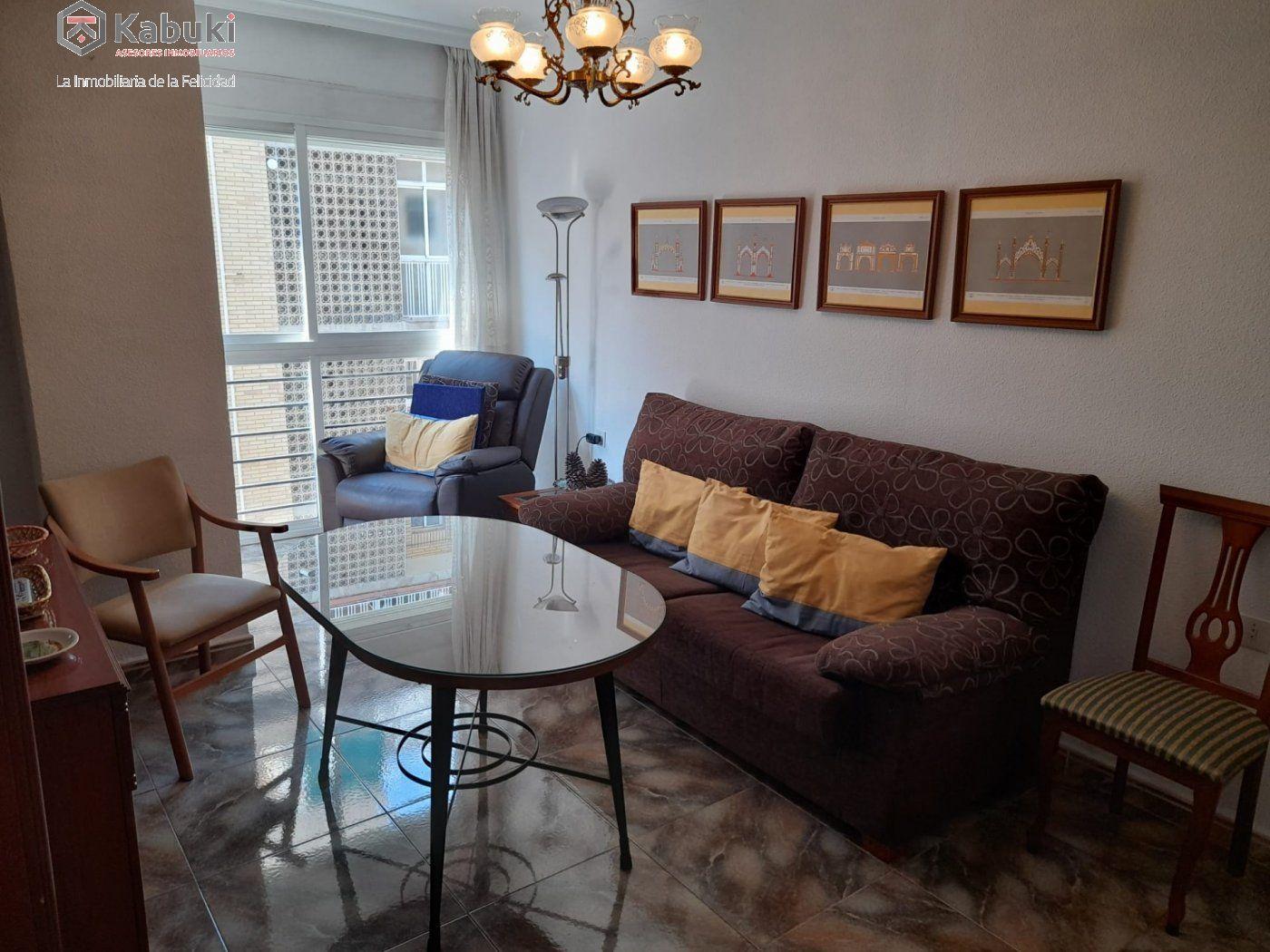 Magnífico inmueble en alquiler en zona hipercor. ideal para familias, luminoso y espacioso - imagenInmueble2