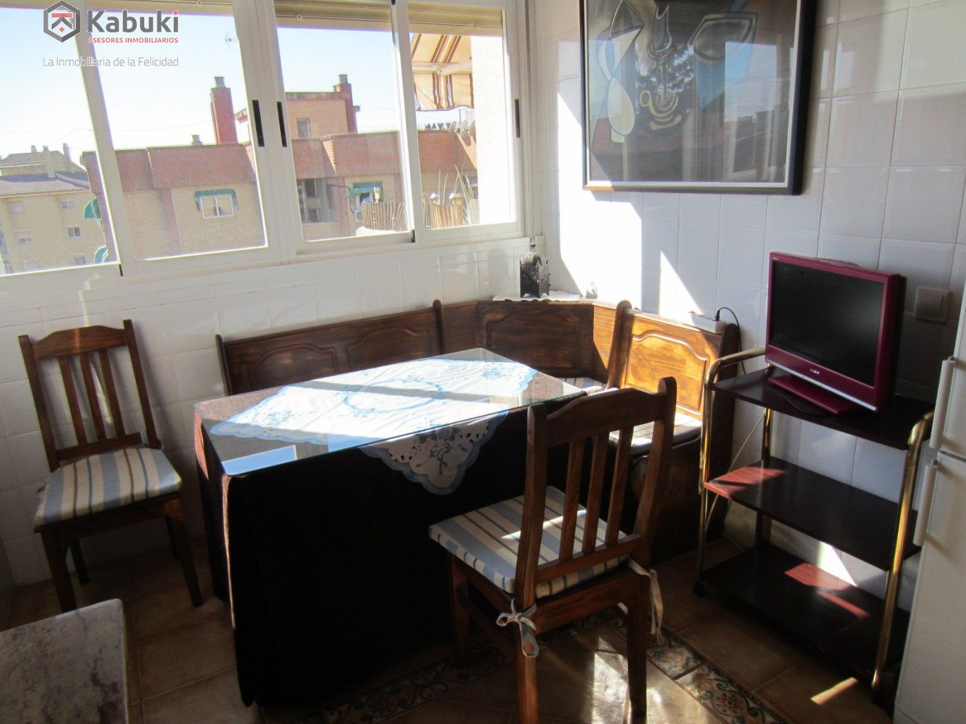 Ático con vistas despejadas en zona residencial, 3 dormitorios, inmejorables calidades - imagenInmueble12