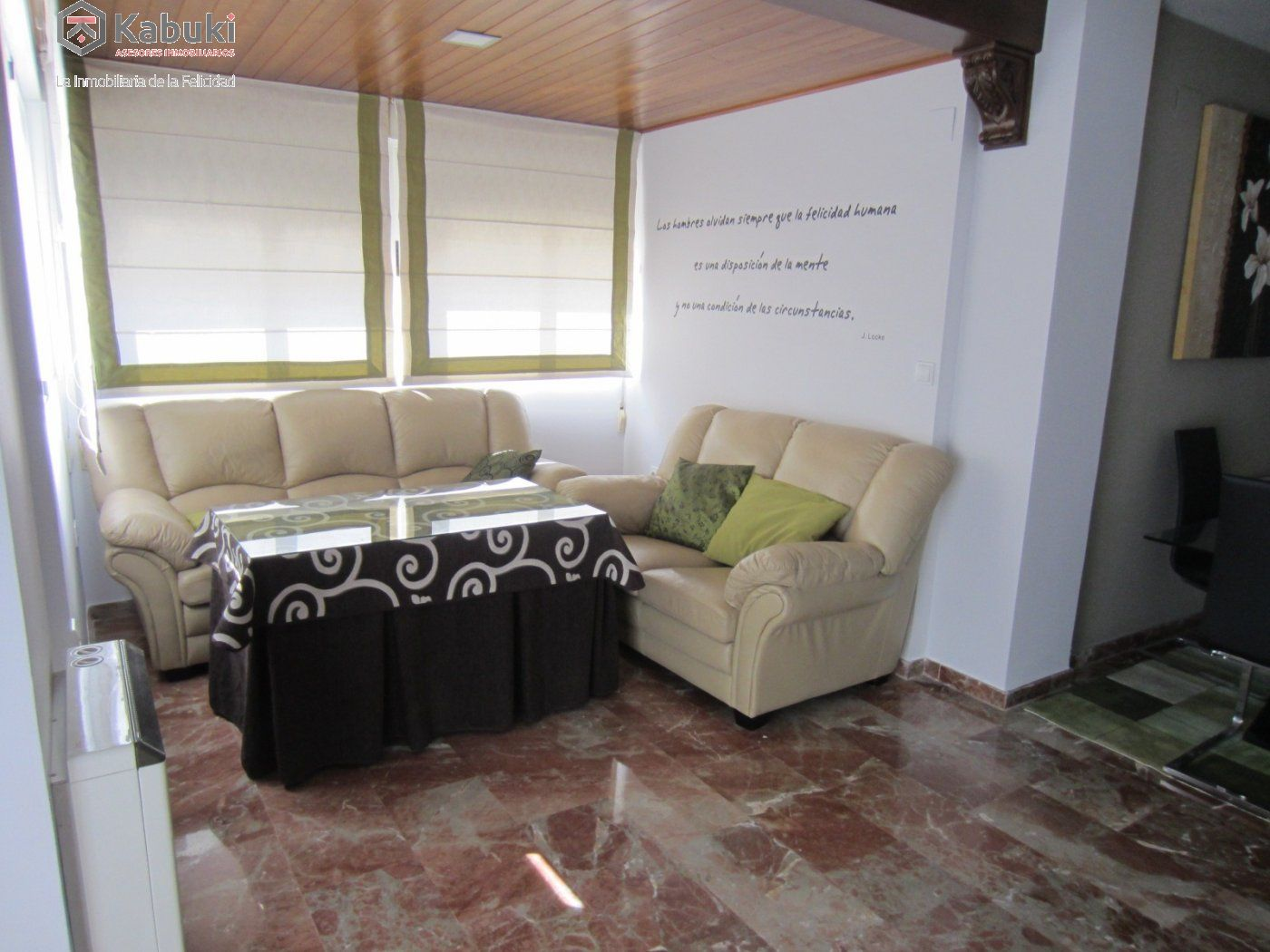 Ático con vistas despejadas en zona residencial, 3 dormitorios, inmejorables calidades - imagenInmueble1