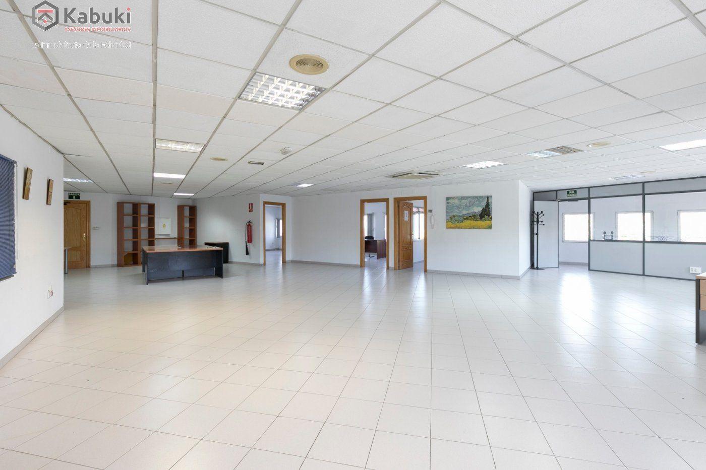 Magnífica oficina luminosa con un inmejorable acceso desde la circunvalación - imagenInmueble0