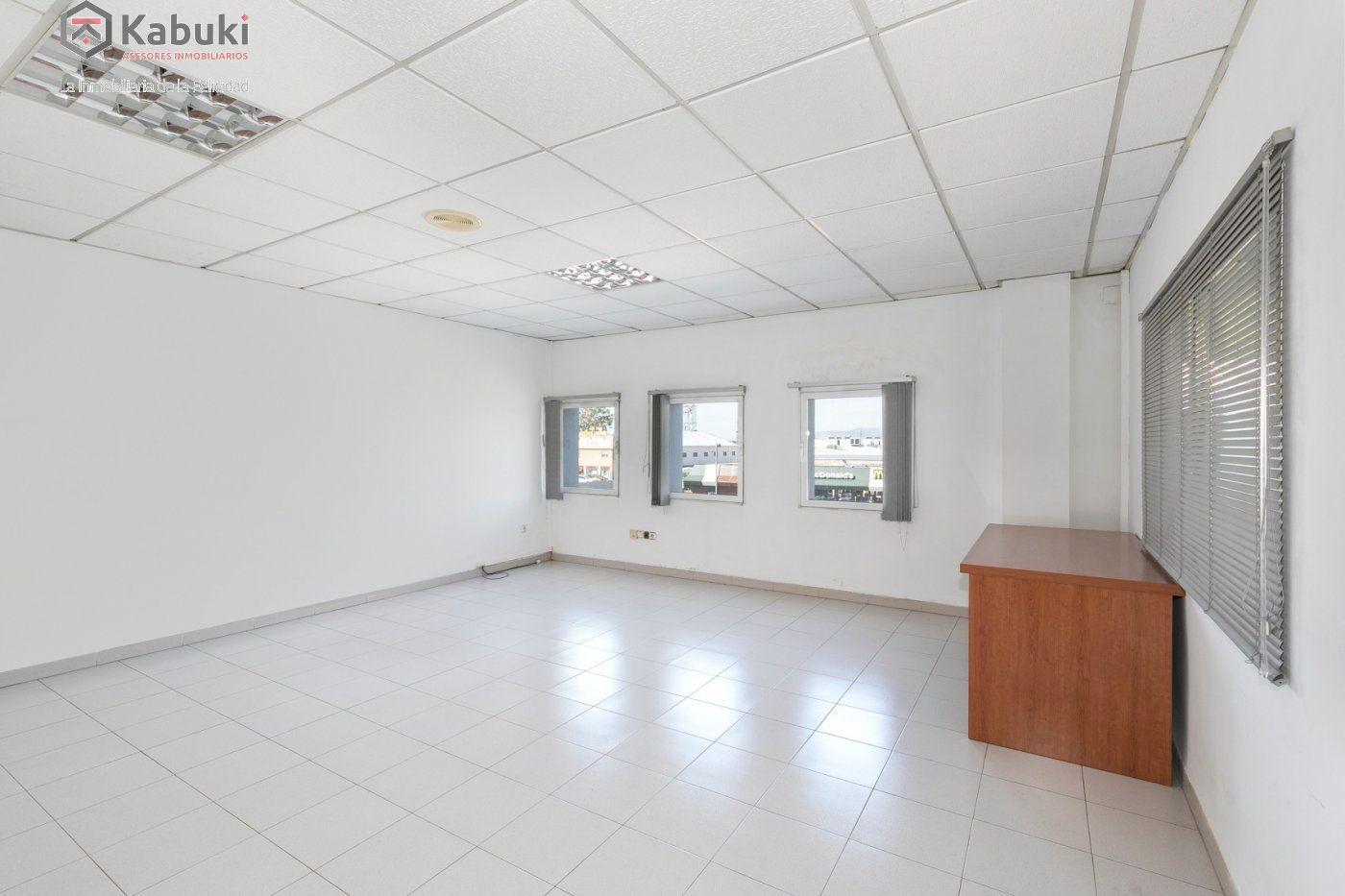 Magnífica oficina luminosa con un inmejorable acceso desde la circunvalación - imagenInmueble11