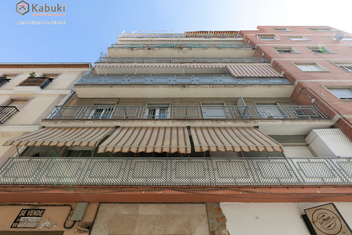 Bonito piso exterior en fantástica ubicación. junto facultad de derecho y gran via. - imagenInmueble14