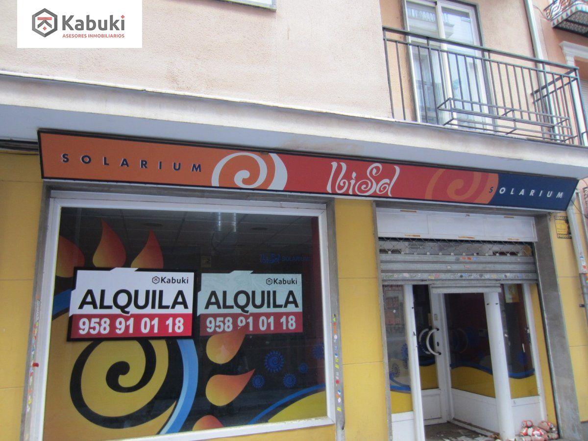 Magnífico local comercial junto a plaza trinidad, ideal para montar tu negocio. - imagenInmueble0