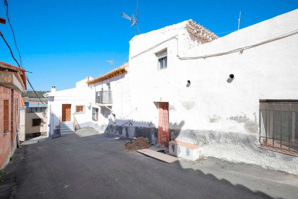 Casa de pueblo de 80 m2 ideal para vivir en plena tranquilidad. en mitad de la naturaleza - imagenInmueble23