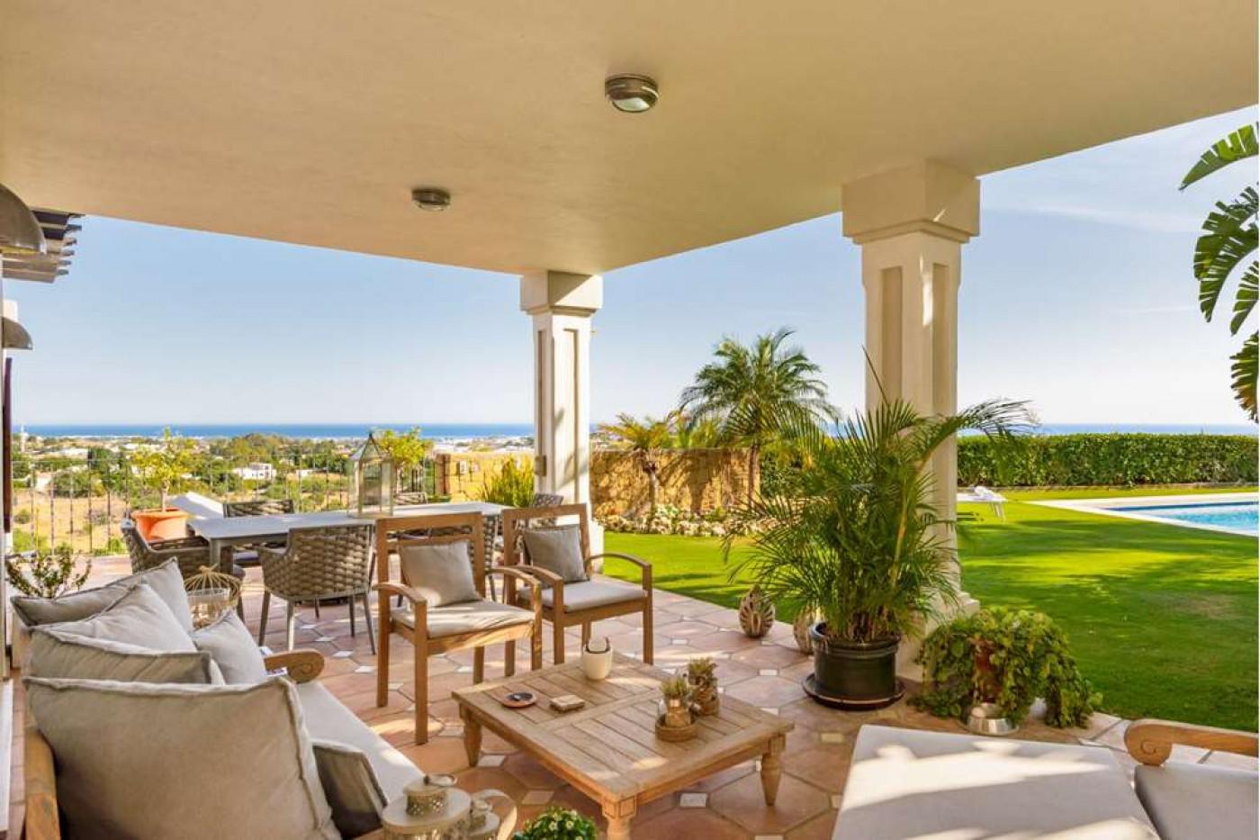 villa en benahavis · los-arqueros-puerto-del-almendro 1799000€
