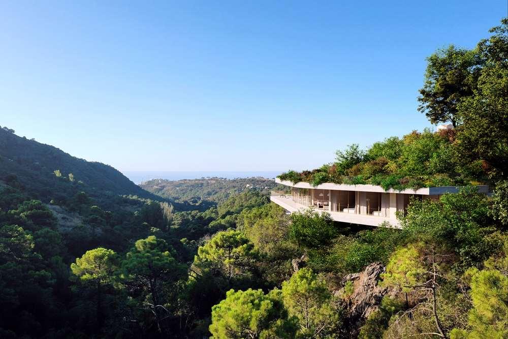 villa en benahavis · montemayor-alto 2075000€