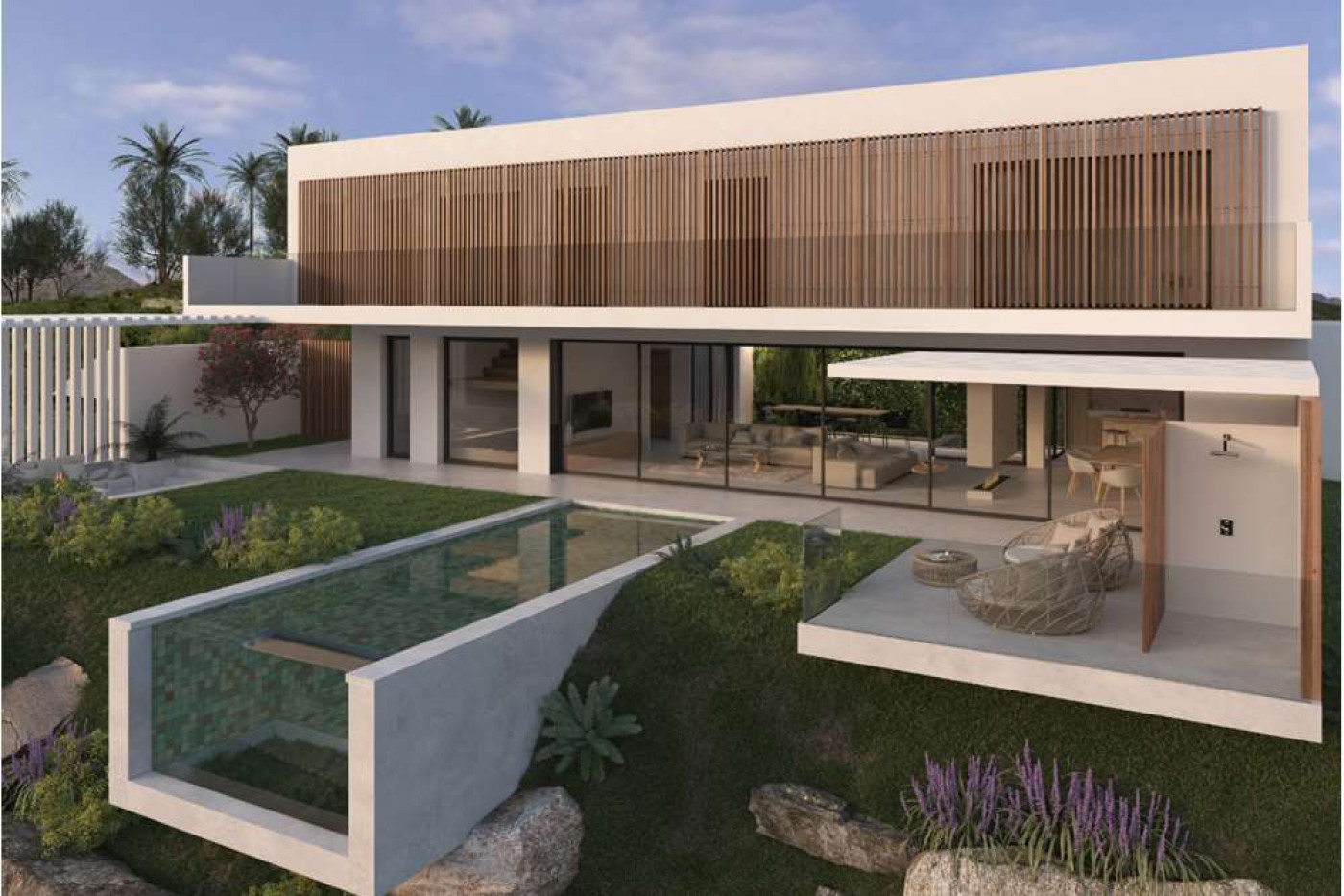 Villa en venta en Camarate, Casares