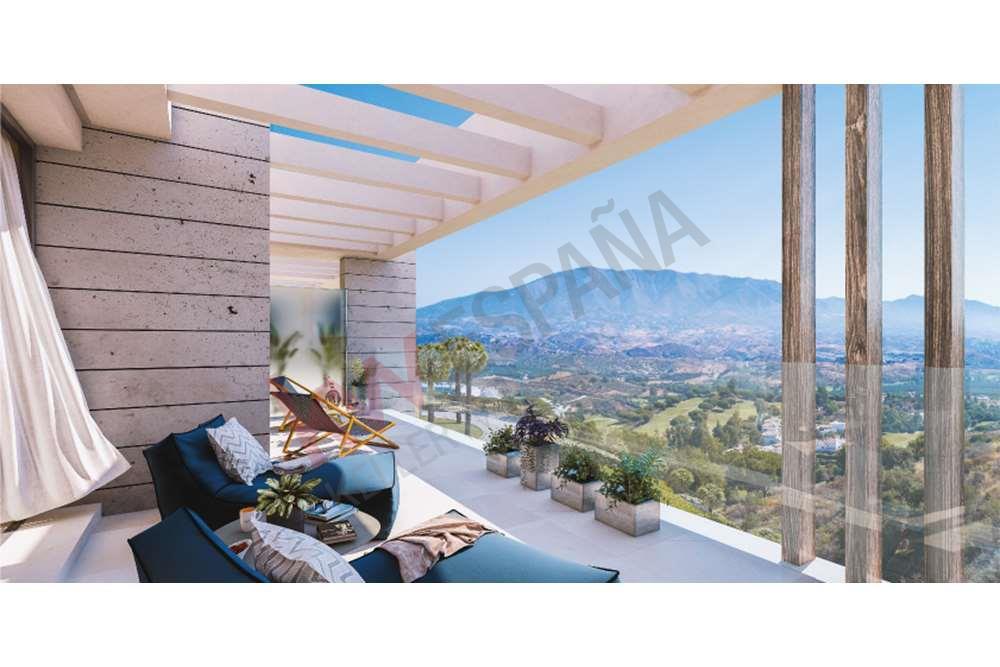 Apartamento - Obra Nueva - Mijas Golf - Mijas