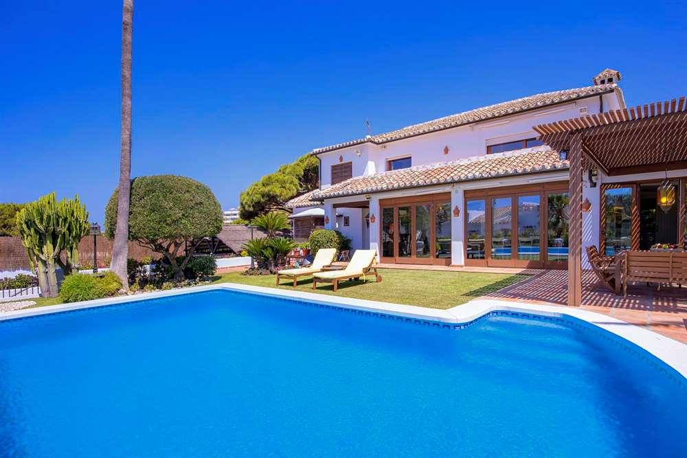 villa en marbella · urb-marbesa 1190000€