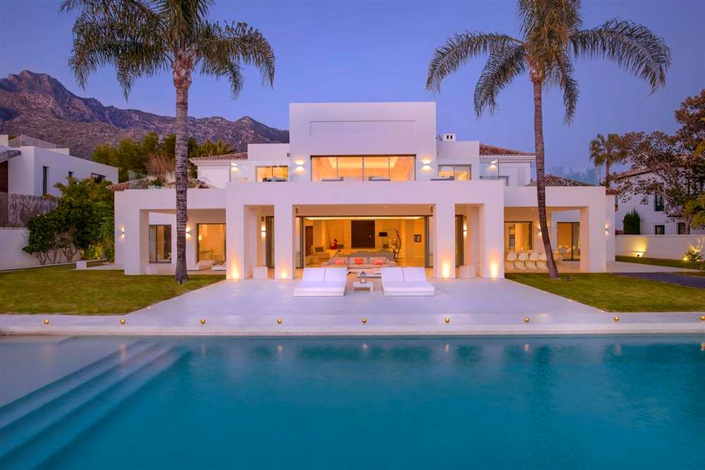 villa en marbella · sierra-blanca 6900000€