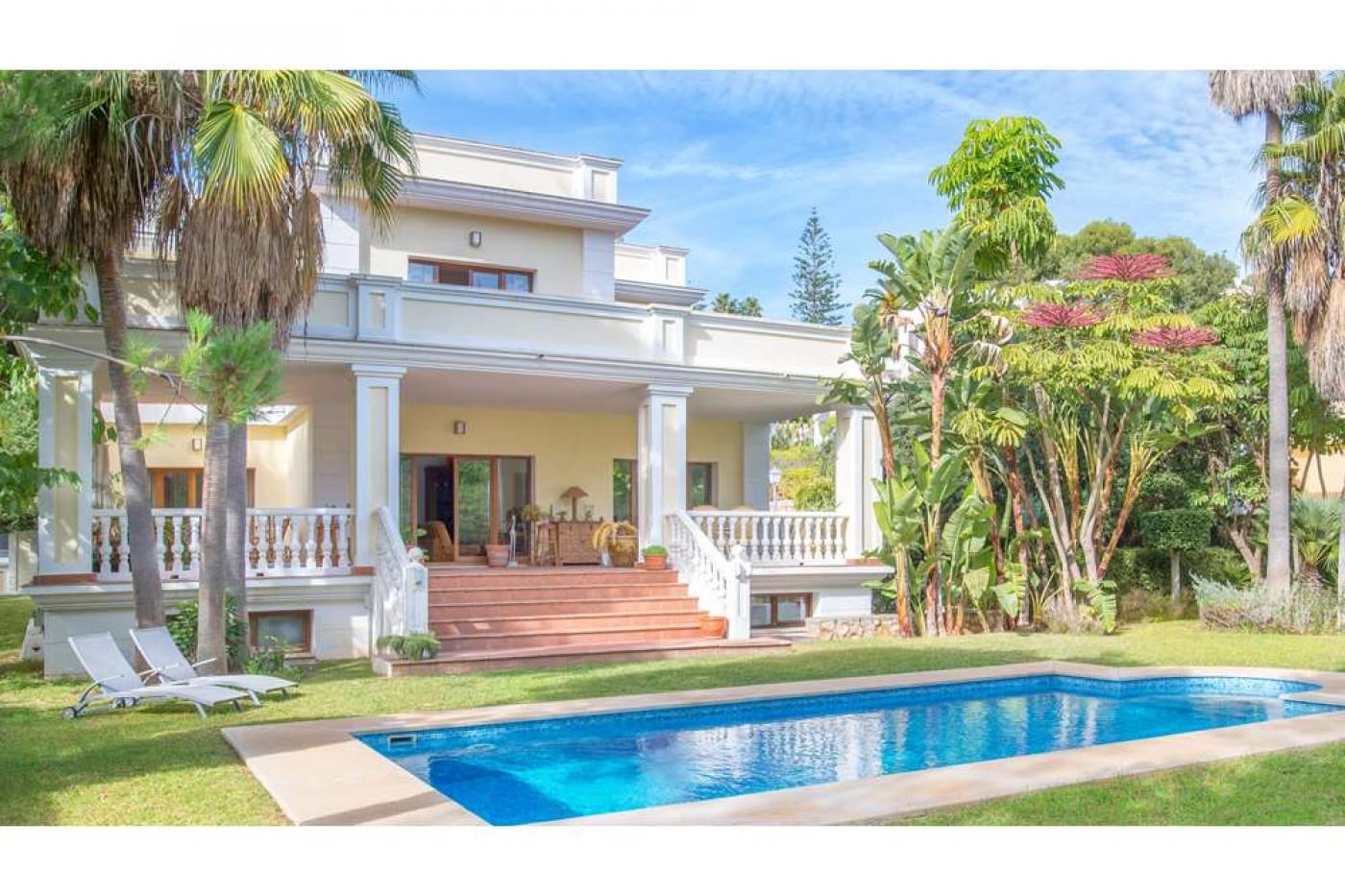 villa en marbella · hacienda-las-chapas 950000€