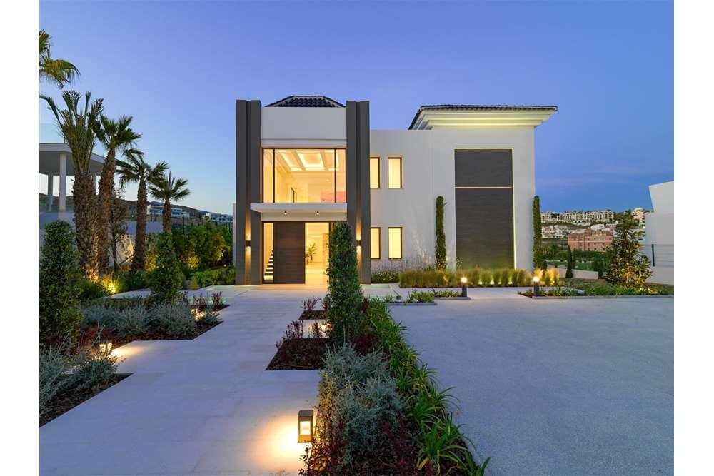 villa en benahavis · los-flamingos 3300000€