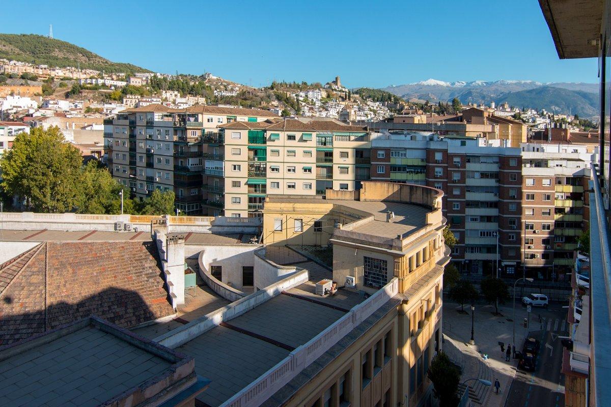 JUNTO PLAZA SAN LÁZARO, Granada