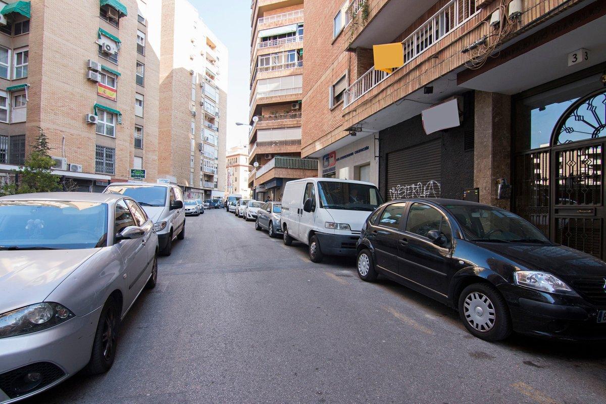 CALLE LAS FLORES, Granada