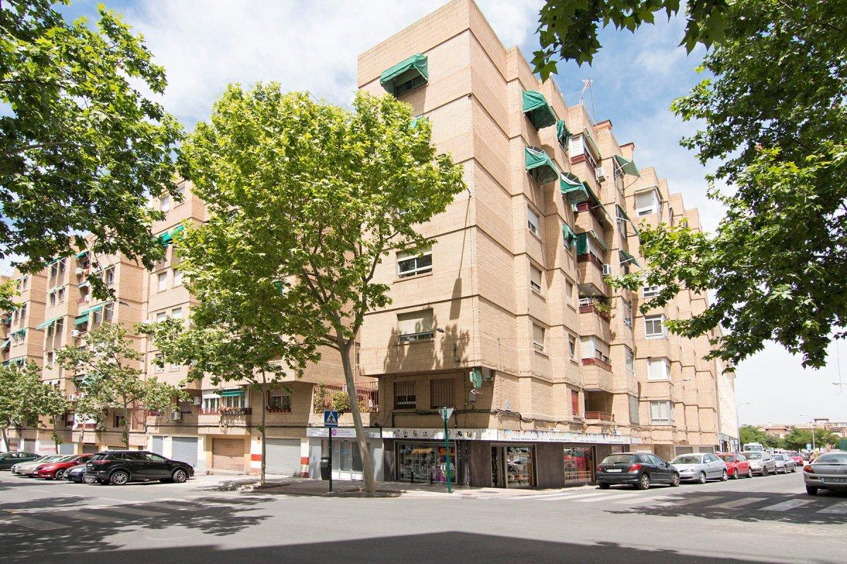 En Calle Verdiales, Granada