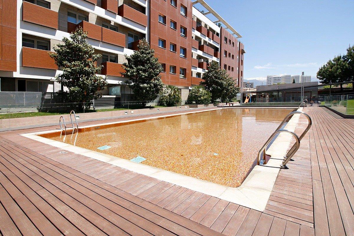 En el Campus de la Salud, Granada