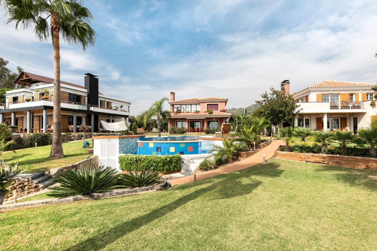 Tres villas exclusivas para familias con gusto, Granada