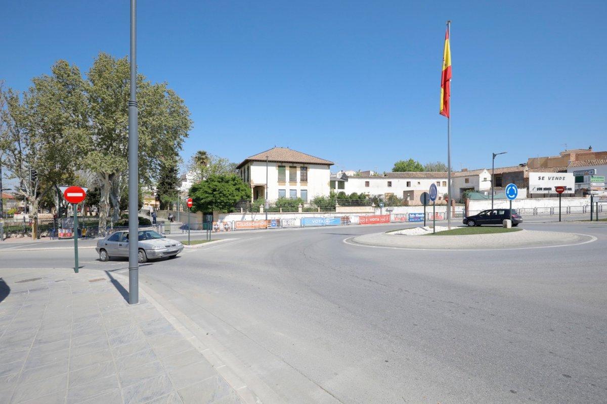 ¡Atención inversores! Casa Señorial en centro Alhendín con Solar edificable, Granada