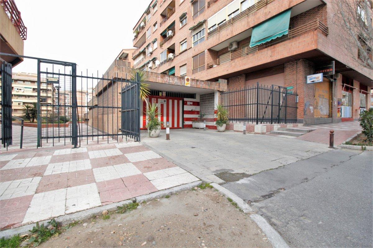 Cansado de dar vuelta y no encontrar aparcamiento., Granada