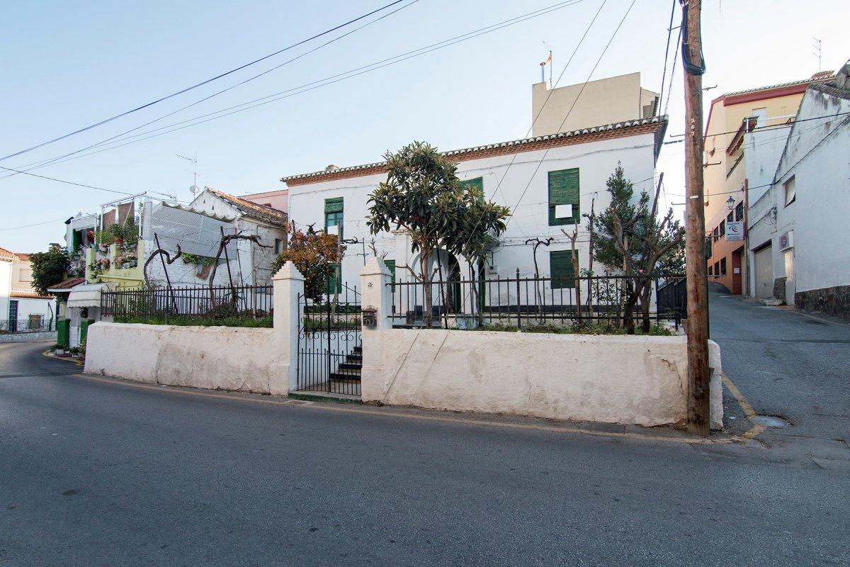 Casa de pueblo en cajar bellavista