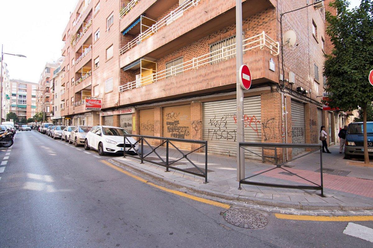 Barrio los Pajaritos - La Caleta, Granada